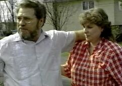 Robert and Patti