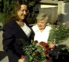 Charlotte and Gerda reunited