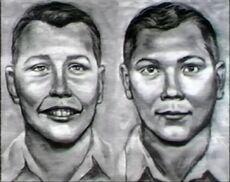 Age progressions of Craig and Chris