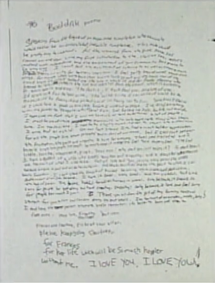 kurt cobain suicide letter kurt cobain unsolved mysteries wiki fandom powered by 12695 | latest?cb=20110918040220