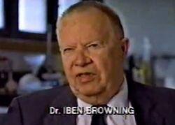 Iben browning