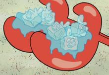 SpongeBob Ice Cubes