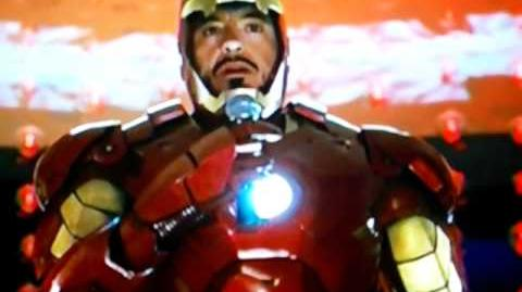 Iron Man Pees In Armor