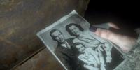 Miner's Family Photo