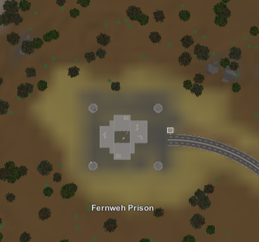 Fernweh Prison Unturned Bunker Wiki FANDOM Powered By Wikia - Berlin map unturned