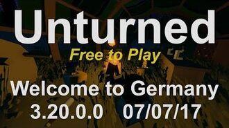 Unturned Germany Trailer