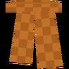 Scarf Orange 1136