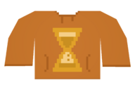 Hoodie Hourglass 674