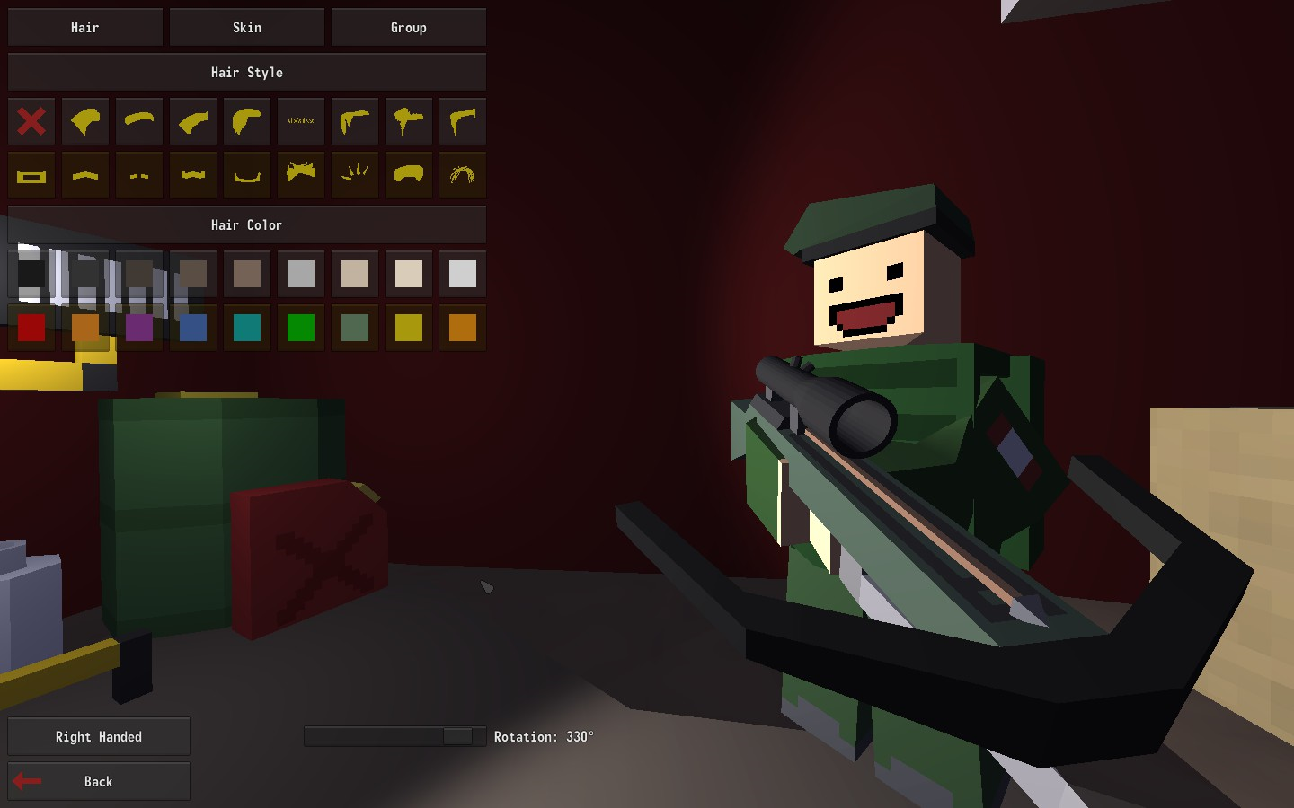 how to create unturned game