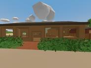 Alberton - brown house