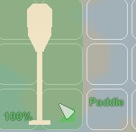 Paddle bp