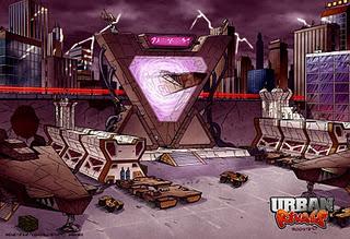 Urban Rivals Vortex