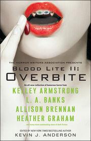 Blood Lite II- Overbite (Blood Lite -2) by Kevin J. Anderson