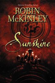 Sunshine (Robin McKinley novel) cover