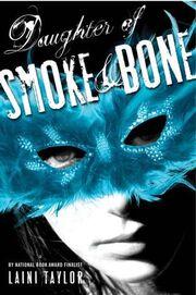 1. Daughter of Smoke and Bone (2011)