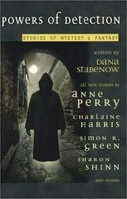Powers of Detection- Stories of Mystery & Fantasy