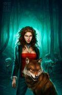 1-Cry Wolf -Pat Briggs-Art Dos Santos
