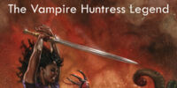 Vampire Huntress Legend series