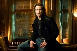 Henry played by Kyle Schmid
