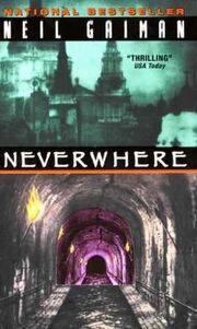 Neverwhere by Neil Gaiman (1998)