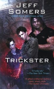 Trickster (Ustari Cycle, -1) by Jeff Somers
