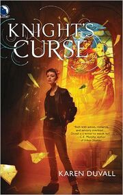 Knight's Curse (Knight's Curse -1) by Karen Duvall