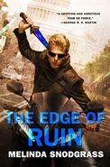 http://www.fantasticfiction.co.uk/s/melinda-m-snodgrass/edge-of-ruin