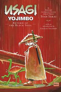 Book 24 - Return of the Black Soul