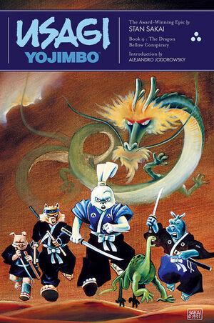 Book 04 - The Dragon Bellow Conspiracy