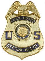 USA - Coast Guard Special Agent