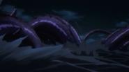 Ayakashi gigantic body