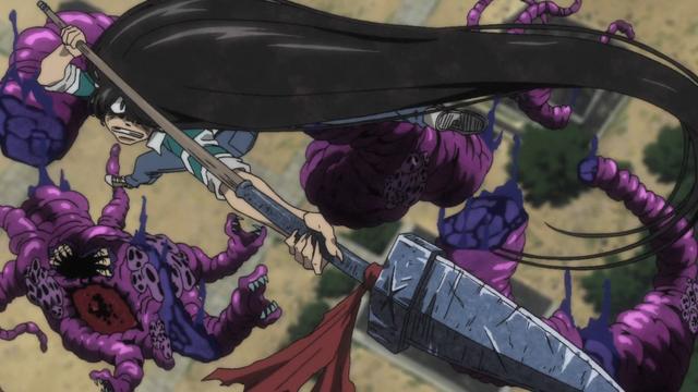 File:Episode 1 - Ushio kills the Fish and Insect Yokai.png