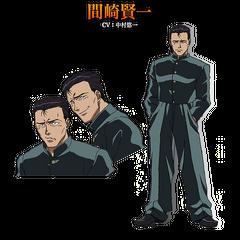 Kenichi's Concept Art