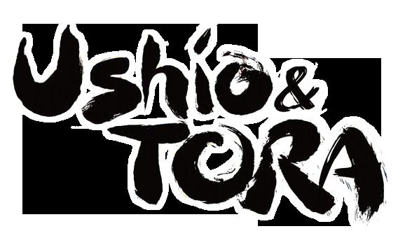 File:Ushio & Tora English Logo.png