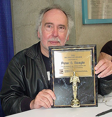 File:Peter S Beagle-2006 Inkpot Award.jpg