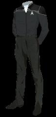 Uniform Officer Black