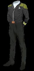 Uniform Jacket CO Gold