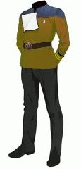 Uniform dress gold lt cmdr