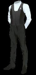 Uniform Vest Black