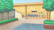 Debut-setting-mall-entrance