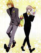 Natsuki & Nagi - Maji LOVE Legend Star - Scan -2