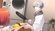 Ranmaru cooking