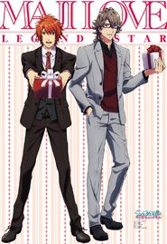 Otoya & Eiichi - Maji LOVE Legend Star - Scan