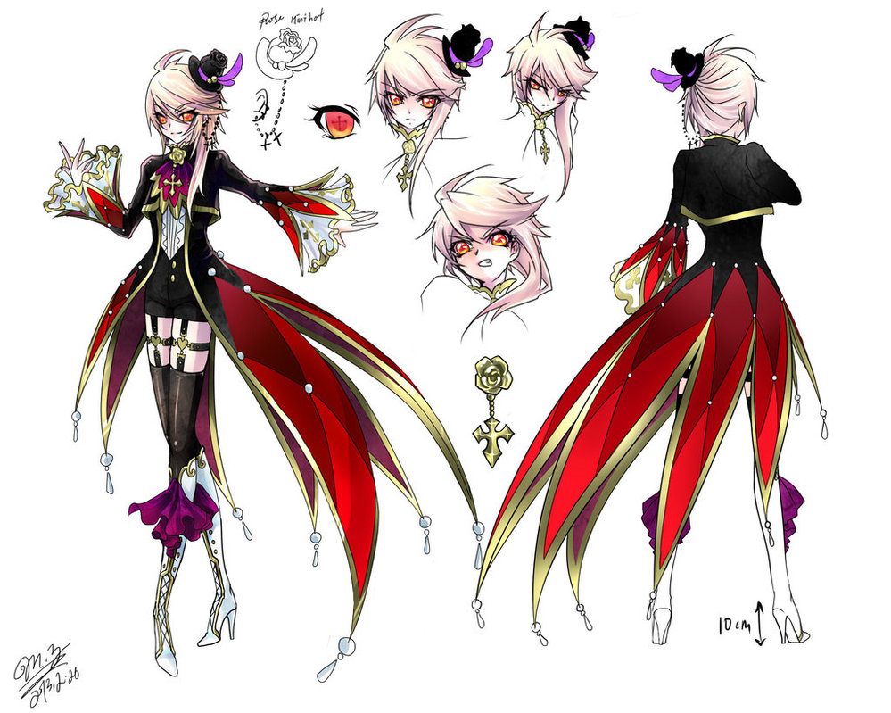 Design My Anime Character : Lucius seine utau wiki fandom powered by wikia