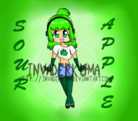 Sour apple copy by invaderkuma-d6upzop