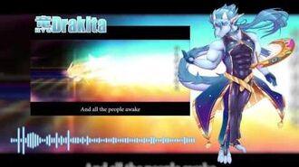 【FURloid竜Drakita GENTLE】Meteor【+VB】