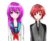 Chou's children