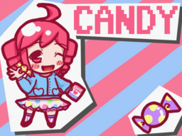 "Image of ""CANDY/MuchaP"""