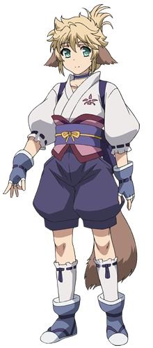 Kiuru Anime