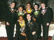 Formal 1999 Shane Vinh Billy Casey Russell